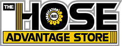 Hydraulic Hoses and Fittings Logo